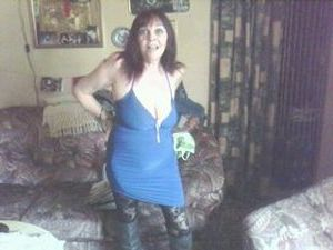 chrissybabe08, 48, from Portsmouth is a local granny